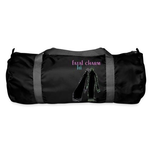 fatal charm - hi album cover art - Duffel Bag