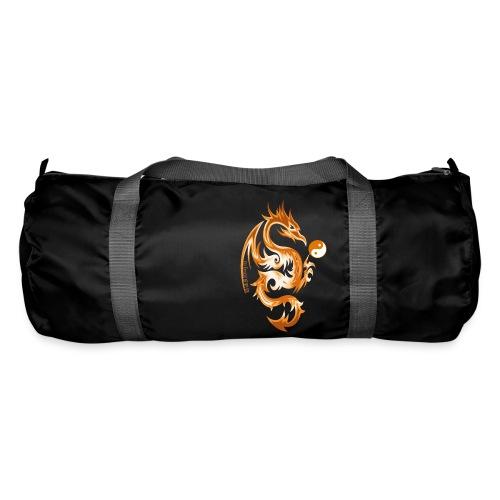 Der Drache spielt mit der Energie des Lebens. - Sporttasche