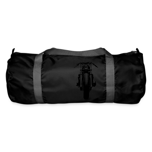 Motorcycle Front - Duffel Bag