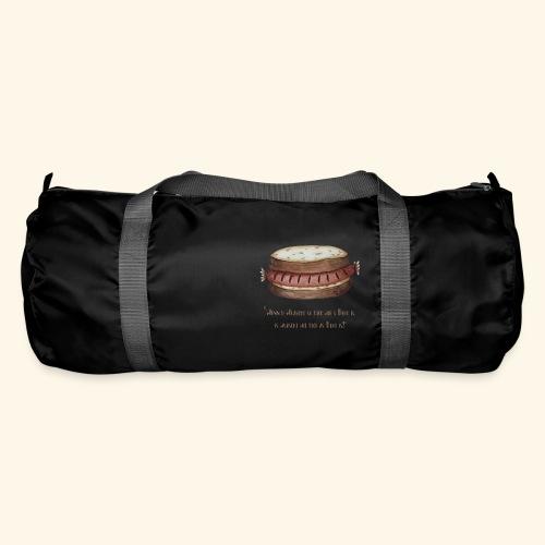 Wuaschtweisheit - Sporttasche