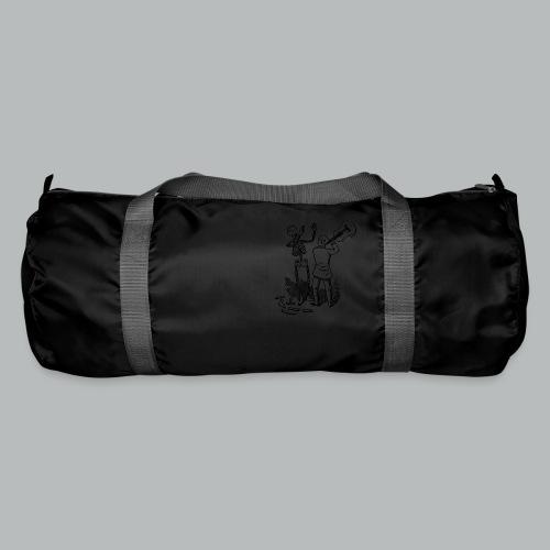 DFBM unbranded black - Duffel Bag