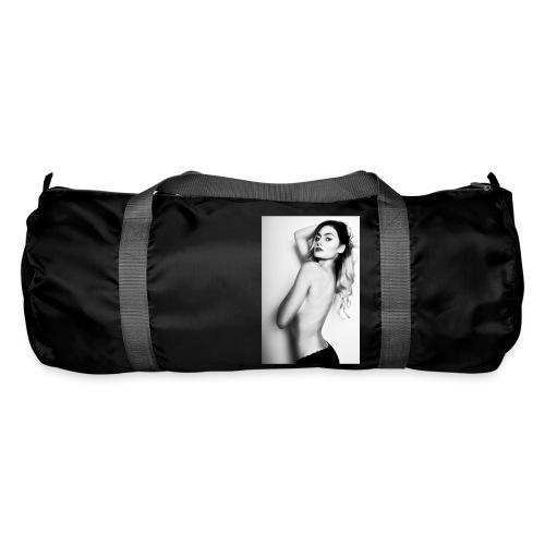 Hot babe b/w - Duffel Bag