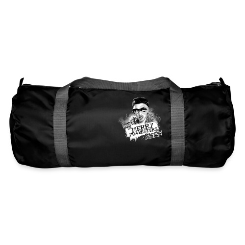 The Merry Pranksters Black Hoodie Unisex - Duffel Bag