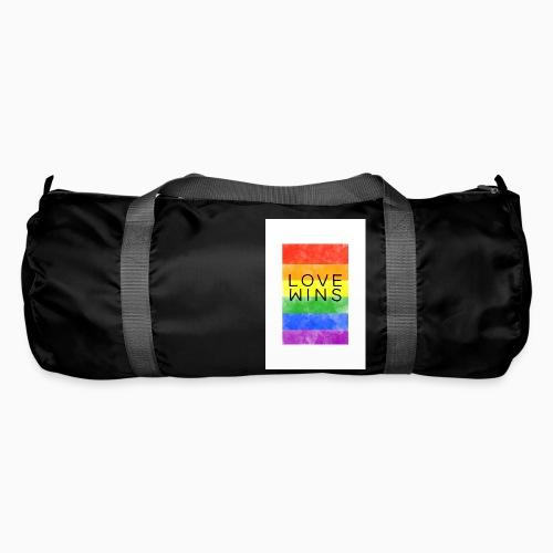 LoveWins - Duffel Bag