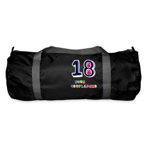 18 BUON compleanno - Borsa sportiva
