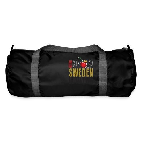 Tanktop Retro Pinup Sweden Crew utsvängd - Sportväska