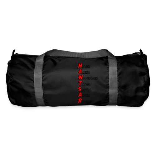 HANTSAR - Phonetic - Duffel Bag