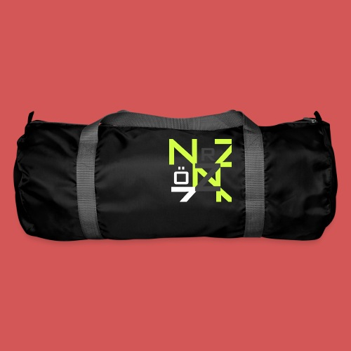 Nörthstat Group™ Clear Transparent Main Logo - Duffel Bag