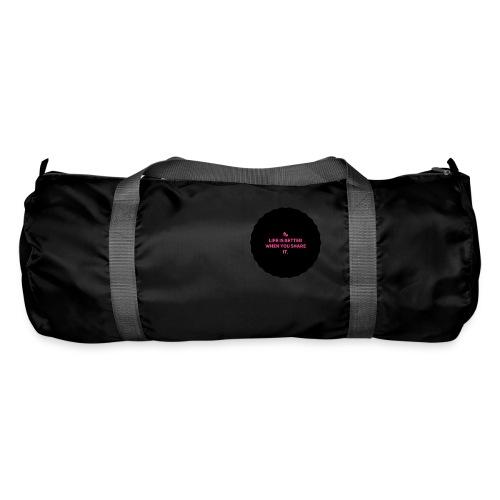 Life is better - Sportsbag