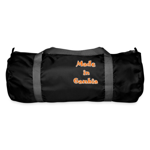 Made in Gambia - Duffel Bag