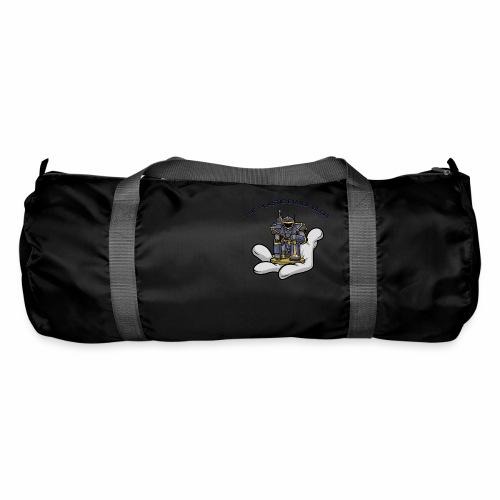 Plastic Crack Blog - Duffel Bag
