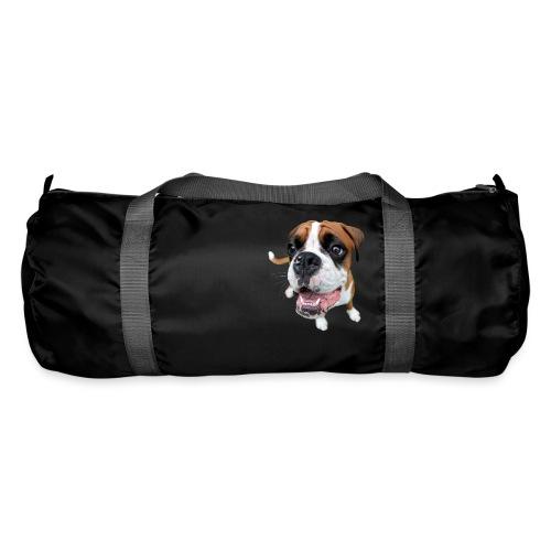 Boxer Rex dog - Duffel Bag