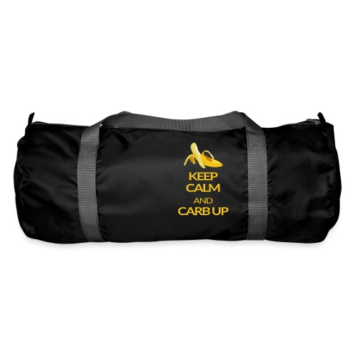 KEEP CALM and CARB UP - Sporttasche