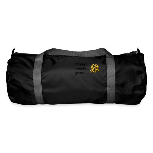 happy rooster year - Duffel Bag