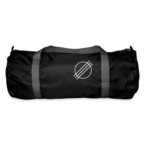 DJ Øyvind Offisiell Logo (hvit) - Sportsbag