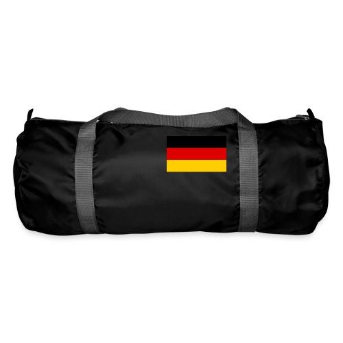 2000px Flag of Germany svg - Sporttasche