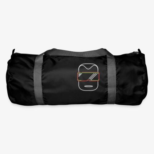 Die Zock Stube - Robot-Head - Sporttasche
