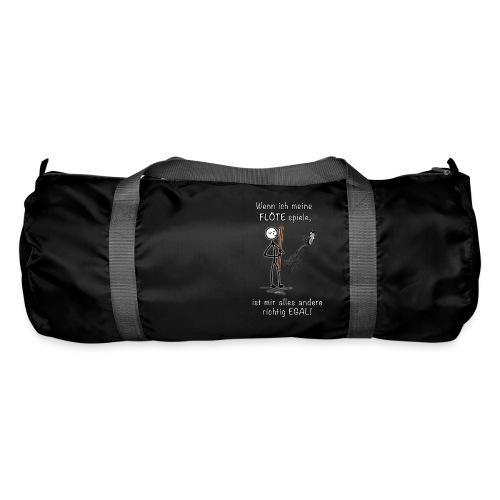 Recorder Love f. dark colours - Duffel Bag