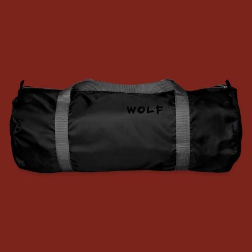 Wolf Font png - Sporttas