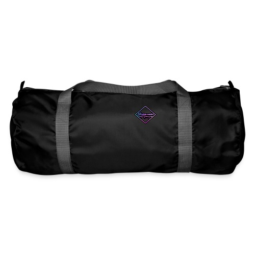 jordan sennior logo - Duffel Bag