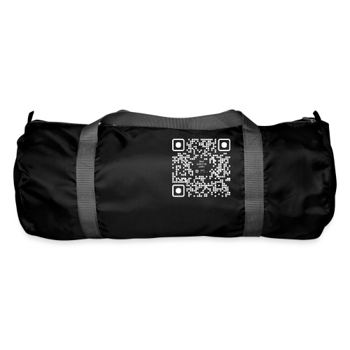 QR The New Internet Should not Be Blockchain Based W - Duffel Bag