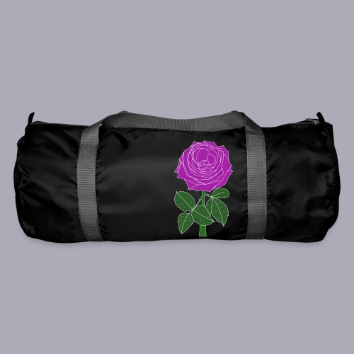 Landryn Design - Pink rose - Duffel Bag