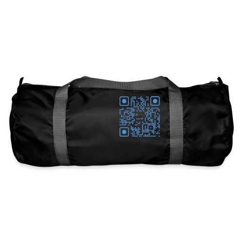 QR Maidsafe.net - Duffel Bag