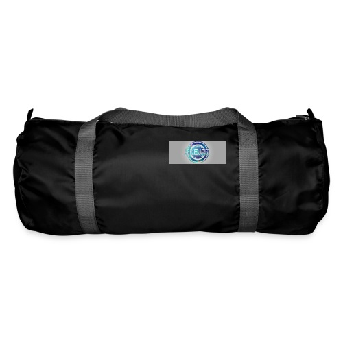 LOGO WITH BACKGROUND - Duffel Bag