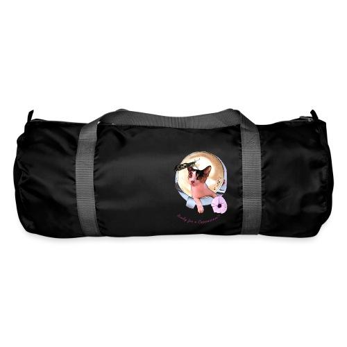 Ready for a cappuchino? - Duffel Bag