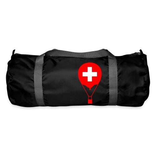 Gasballon im schweizer Design - Sporttasche