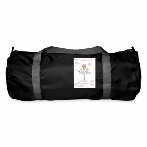 Big Swimmer Bill DHIRT - Duffel Bag