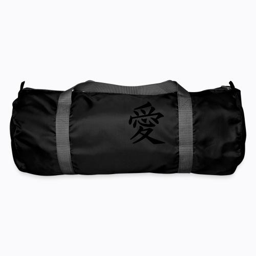 love symbol - Duffel Bag