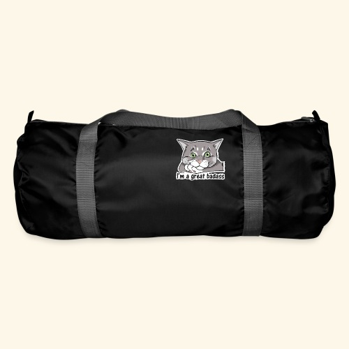 Nice Dogs CATS - Borsa sportiva