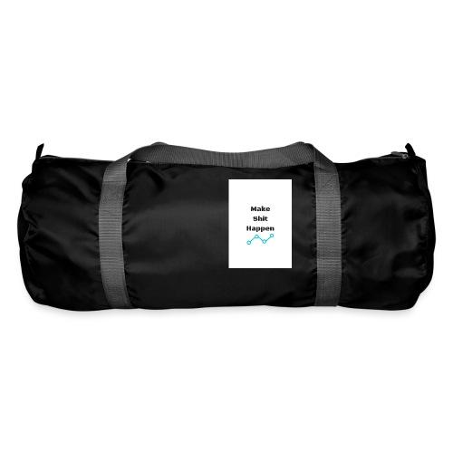 MakeShitHappen - Sporttasche