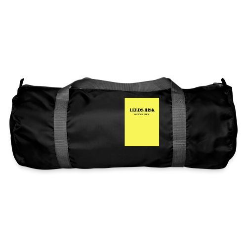 leeds risk - Duffel Bag
