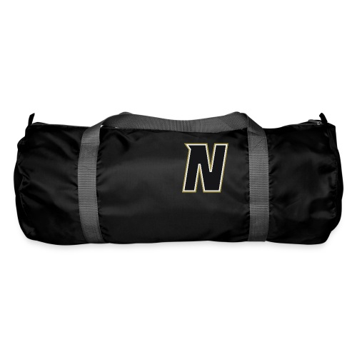 Nordic Steel Black N - Duffel Bag