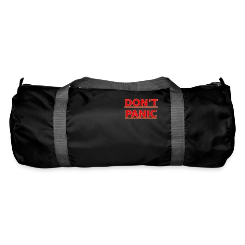 DON T PANIC - Duffel Bag