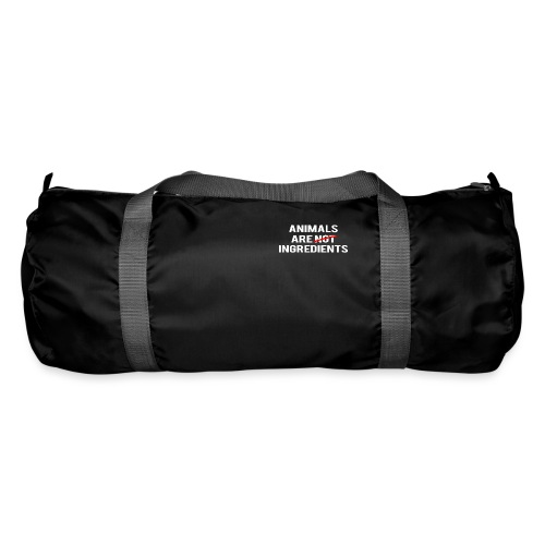 Animals Are Ingredients - Duffel Bag