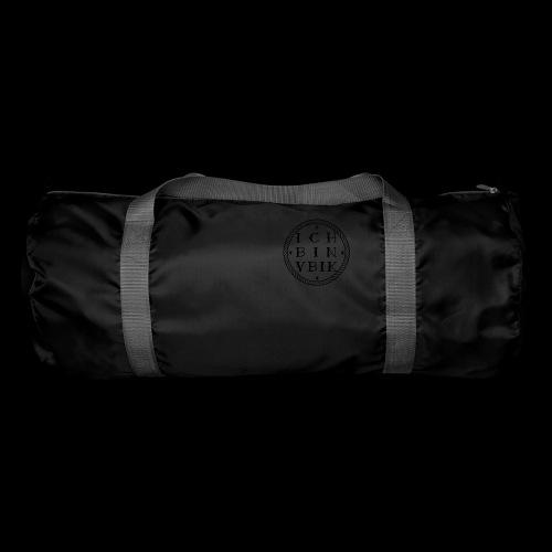 Die Lichter Das Meer Brust black - Sporttasche