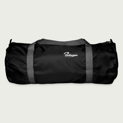 RuokangasGuitars white - Duffel Bag
