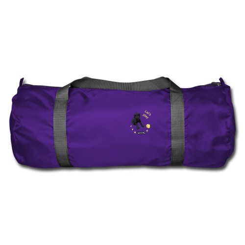 Giant Schnauzer puppy - Duffel Bag