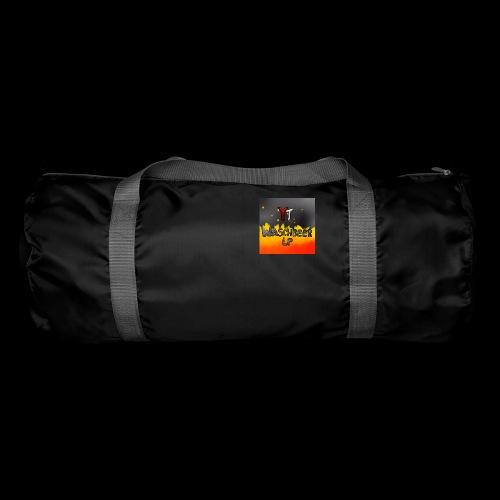 Waschbeer Design 2# Mit Flammen - Sporttasche