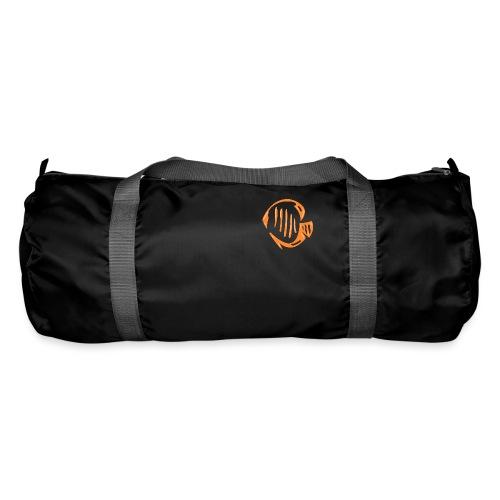 Aquarium Adventures Logo - Duffel Bag