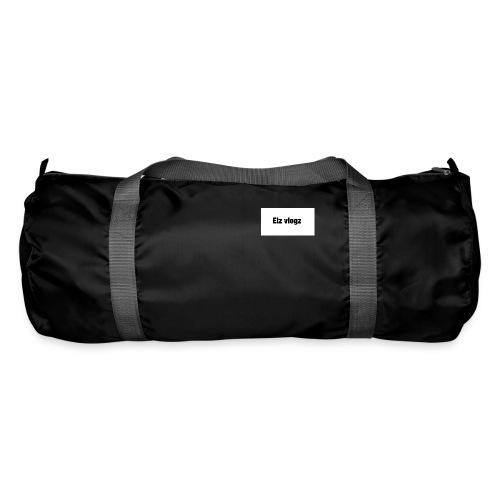 Elz vlogz merch - Duffel Bag