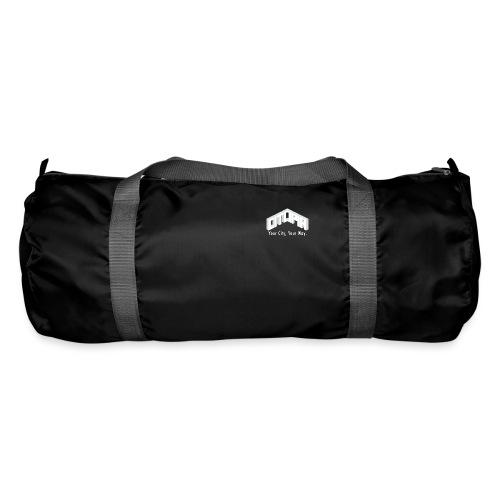 Logo with Slogan - Duffel Bag