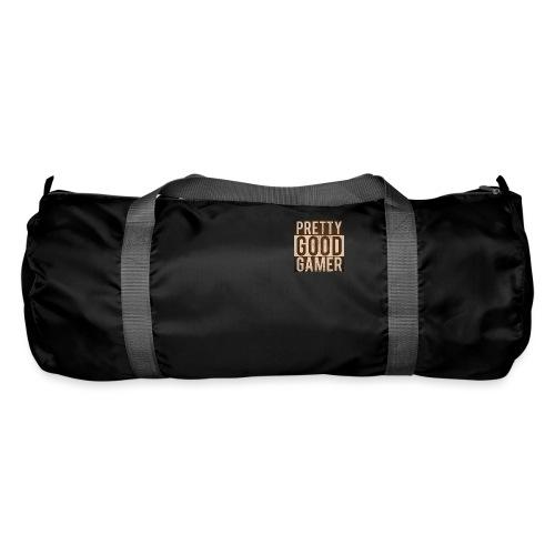 PRETTY GOOD GAMER. - Duffel Bag