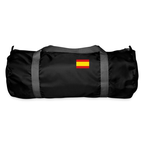 vlag van spanje - Sporttas