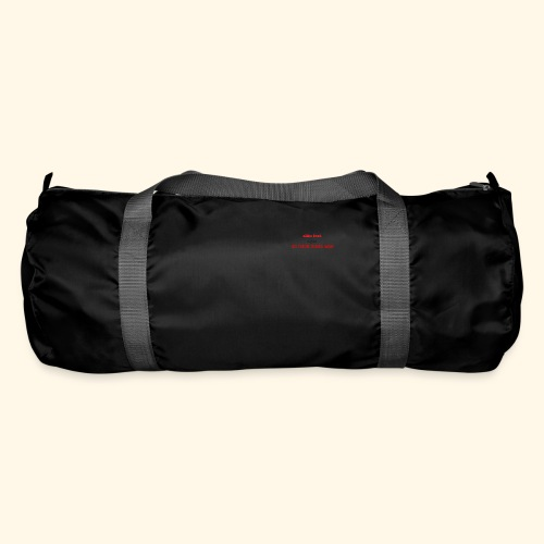 Good bye and thank you - Duffel Bag