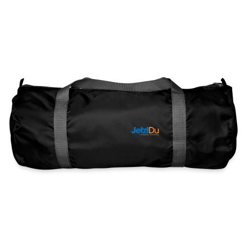 JetztDuLogo ArtWork1 - Sporttasche