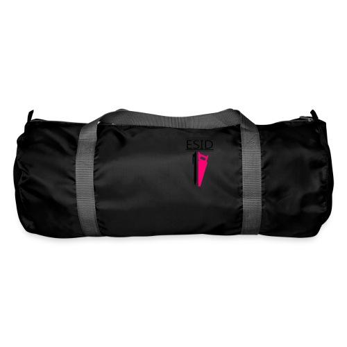 ESID Zwart-roze - Sporttas